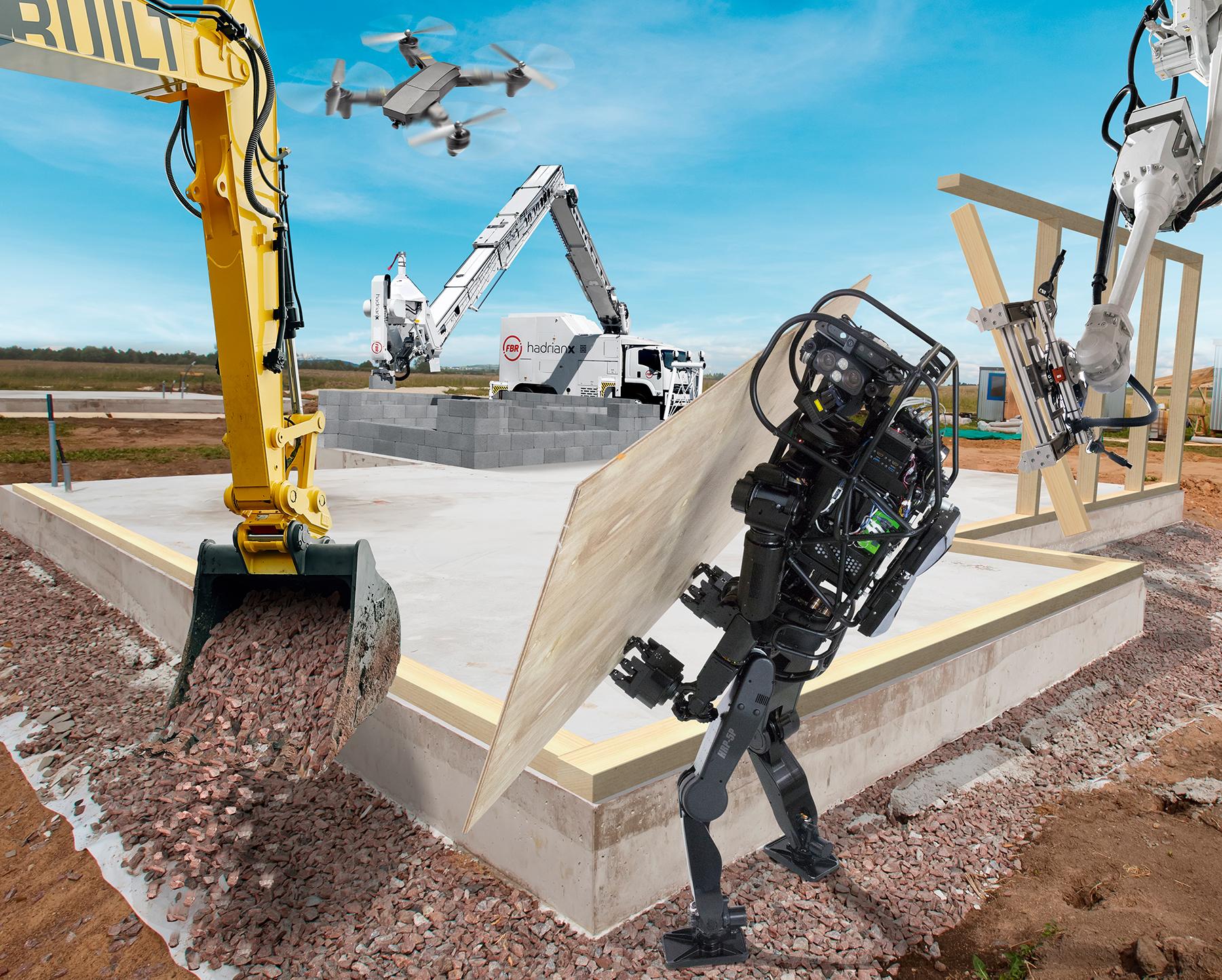 dvejetainis pasirinkimas robotas statybininkas)